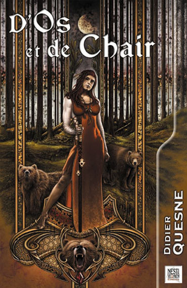 Nestiveqnen, Carolina Sans Cuende, Book Cover